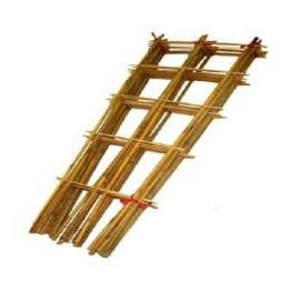Опоры и решетки бамбуковые