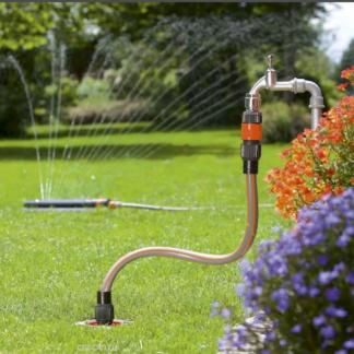 Водоснабжение участка и системы полива